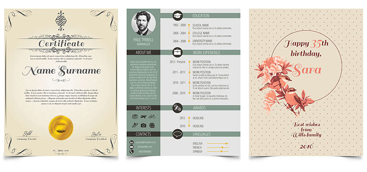 Templates for adobe indesign mac app store yelopaper Choice Image